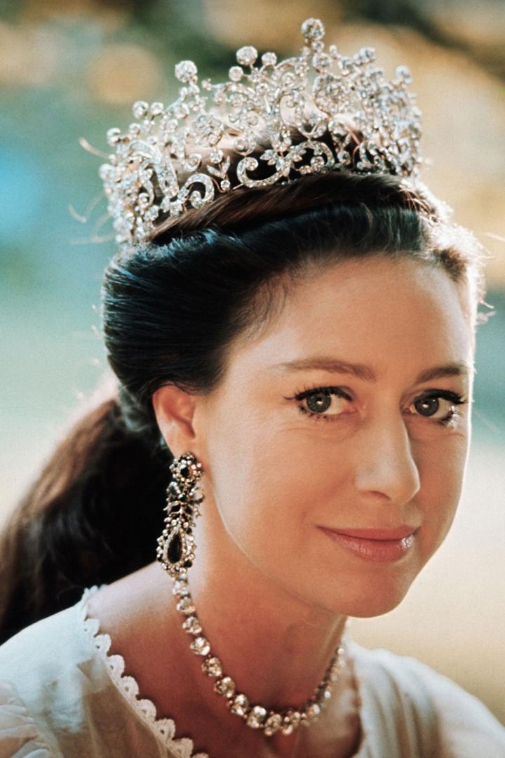 tiara princesa margaret